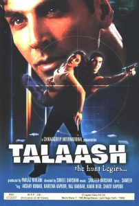 Talaash The Hunt Begins... 2003 Türkçe Altyazılı